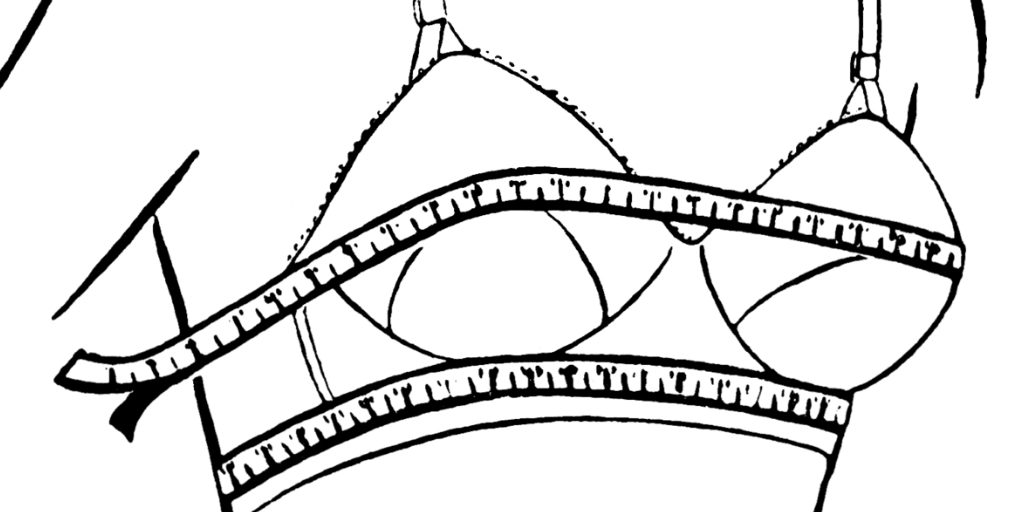 Steps To Measure Your Bra Size