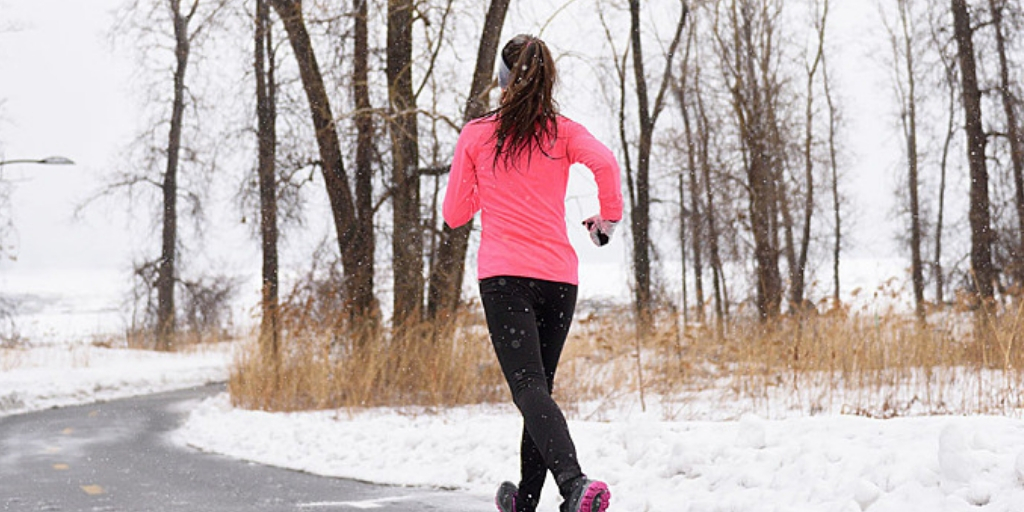 Women's Guide To Winter Running Gear